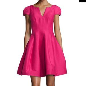 Tags on Halston Heritage Cap Sleeve Dress Size 6